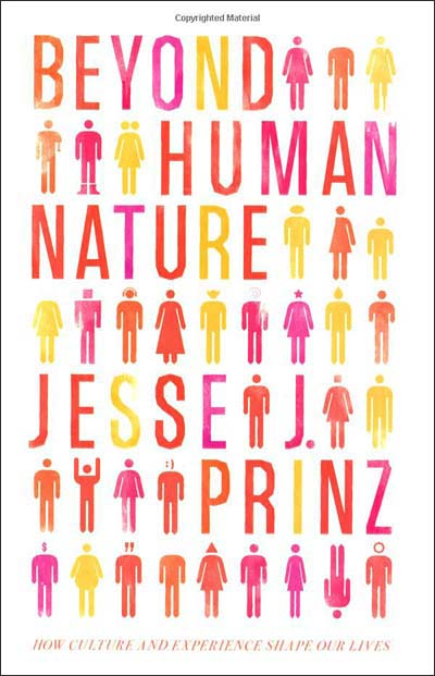 Beyond Human Nature book cover