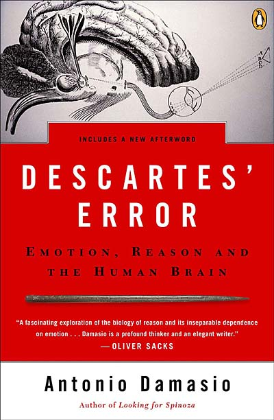 Descartes Error book cover