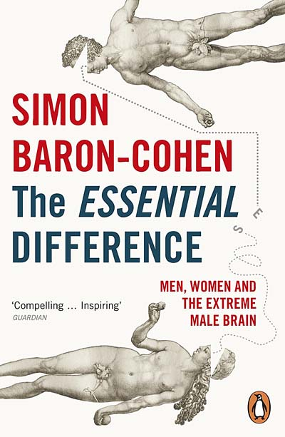 The Essential Difference book cover