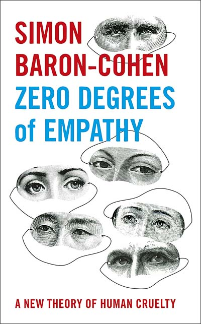 Zero Degrees of Empathy book cover