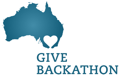 Give Backathon identity
