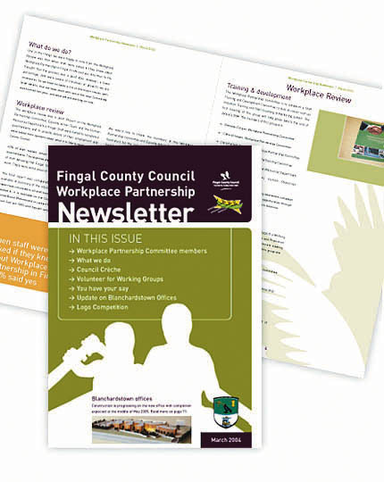 Fingal workplace newsletter