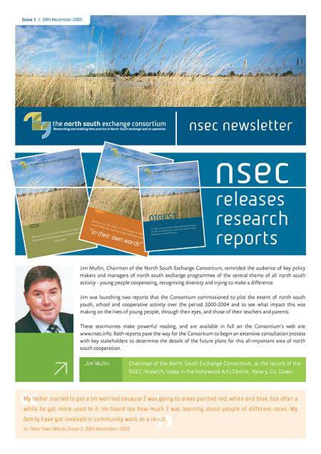 NSEC newsletter