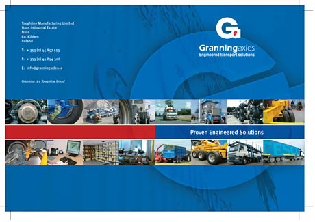 Granning Axles DVD cover