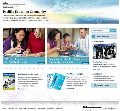 Pasifika Education Community